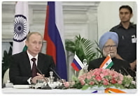 Putin and Singh (Image: Prime Minister's Office)