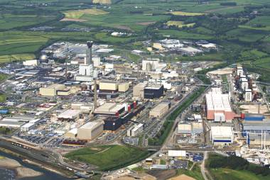 Sellafield aerial Aug 2012 (Sellafield Ltd)_380